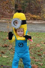 baby minion costume the minion family costume photo 2 3