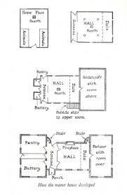 Manor House Floor Plan Floor Plans Mid Tudor Manor