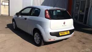 Fiat Punto Evo Active White 2010 Youtube