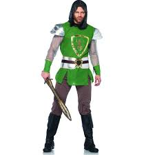 Size Halloween Costumes Men Queens Guard Costume Men Faux Armor Detail