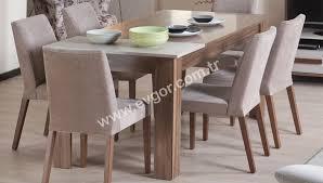 yemek masasi evgör mobilya revere yemek masası takımı
