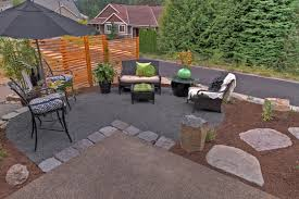Gravel Backyard Ideas Marvelous Steps To Build A Gravel Patio All Home Design Ideas