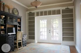 Built In Bookcase Kits How To Do Built In Bookshelves Home Decorating Interior Design