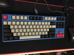 keycap combination color suggestion