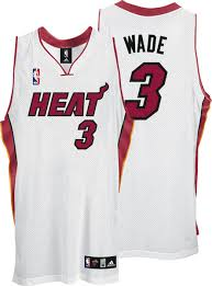 miami heat jerseys authentic white home jersey 2007 2008 season