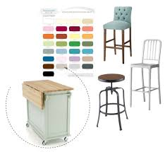 portable kitchen island with stools the planning dresser to kitchen island re purpose diy idea and
