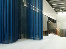 the pilotis installation in kvadrat u0027s london showroom designed by