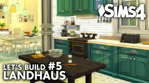 Wohnzimmer Einrichten Tool Die Sims 4 Haus Bauen Landhaus 5 Küche Einrichten Deutsch