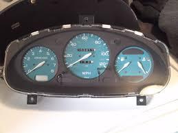 nissan micra boot lock mechanism nissan micra k11 sr speedo clocks 54k in durham county durham