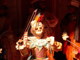 circus puppets gravity from above documentary european puppetry indiegogo