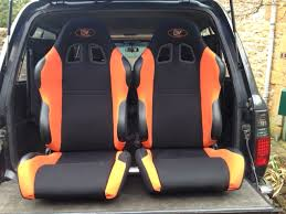 siege recaro 4x4 vendu sièges baquets freeways bivouac 4x4