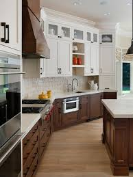 no cabinets in kitchen no upper cabinets houzz