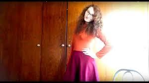 Velma Costume Velma Costume Tutorial 31 Days Of Halloween Day 24 Youtube
