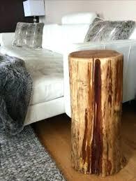 tree stump table base tree trunk table tree stump table tree trunk table with hairpin legs