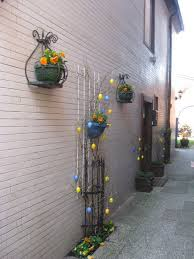 Hanging Easter Decorations Ideas by Creative Easter Outdoor Decoration Ideas Hative