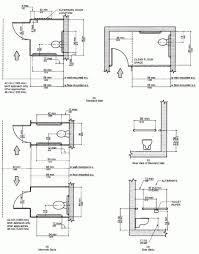 Ada Bathroom Dimensions Marvelous Neufert Bathroom Dimensions Bathroom Ideas Amp Designs