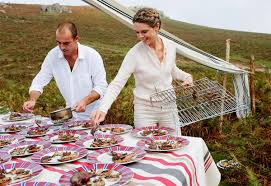 cuisine de julie andrieu audience les carnets de julie au pays basque la rhune espelette