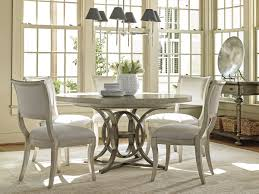 Round Dining Sets Oyster Bay Calerton Round Dining Table Lexington Home Brands