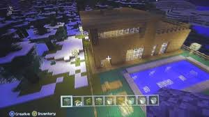 xbox 360 minecraft house ideas