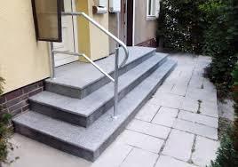 treppe auãÿen fimexo außentreppen aussen treppen außen treppen naturstein