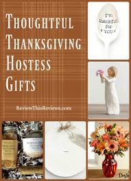 thoughtful thanksgiving hostess gifts