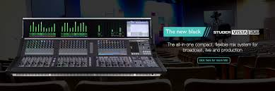 Mixing Table Studer Professional Mixing Consoles