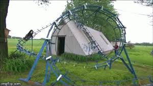 roller coaster for backyard backyard roller coaster gifs