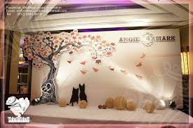 wedding backdrop hk hotel nikko hk 日航酒店 well well event decoration