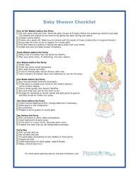 home design checklist sle baby shower checklist exle baby shower checklist sle