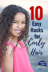 easy to take care of hair cuts best hair products and 10 easy hacks for curly hair biracial