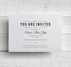 corporate invitation design corporate event invitation