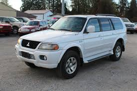 mitsubishi montero sport 2003 2002 mitsubishi montero sport ltd city md south county public auto