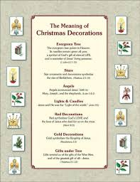 the meaning of tree ornaments pdf traditions