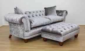 Uk Chesterfield Sofa by Grand Chesterfield Sofa U0026 Footstool