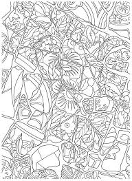 Free Coloring Pages Of Mystery Mosaic 11427 Bestofcoloring Com Mystery Coloring Pages