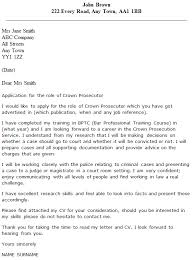 crown prosecutor cover letter example u2013 cover letters and cv examples