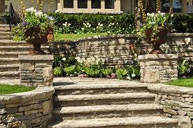 custom natural stone hardscapes by twin oaks