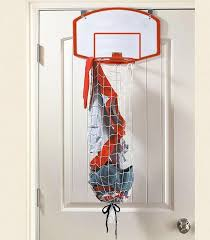 chambre basketball panier à linge sale basketball 9 90 insolite