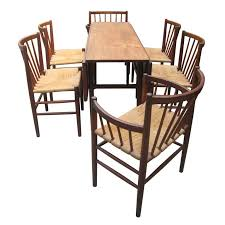 Mid Century Dining Room Chairs by Teak Dining Room Chairs Provisionsdining Com