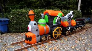image gallery halloween train