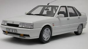 renault hatchback models renault 21 2l turbo phase 2 1993 otto mobile models 1 18