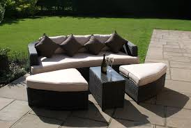 Patio Furniture Covers Toronto - maze rattan toronto rattan garden day bed