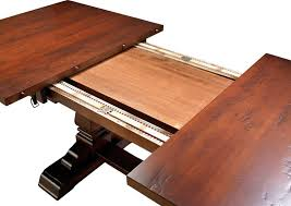 table leaf storage ideas marvelous idea dining room table with leaf home designing