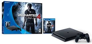 where to buy a ps4 on black friday amazon com playstation 4 slim 500gb console uncharted 4 bundle