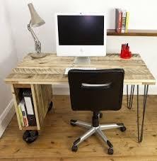 Office Desk With Wheels Computer Desk Wheels Foter