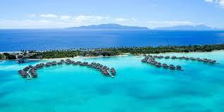 Bora Bora On Map Of The World by Intercontinental Bora Bora Resort Deluxe Escapesdeluxe Escapes