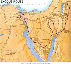 middle east map moses time image result for map of canaan and