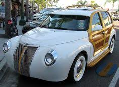 just a car 2 of 10 woody custom pt cruisers made in