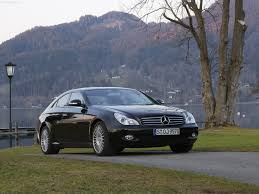 mercedes benz cls 350 cgi 2007 picture 2 of 23