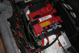 bmw 528i battery 2007 bmw 335i sedan e90 the battery was replaced at advanced